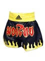 9 sportformer shorty muay thai adidas