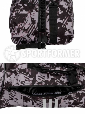Сумка-рюкзак Adidas TRAINING 2 IN 1 Combat Camo S