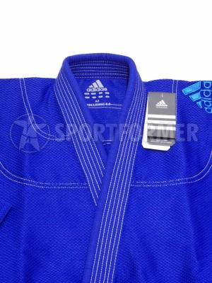 Кимоно для BJJ Adidas CHALLENGE 2.0 синее