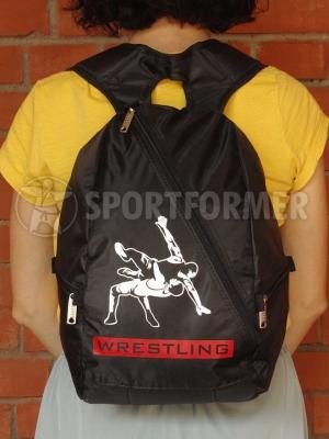 рюкзак вольная борьба детский
