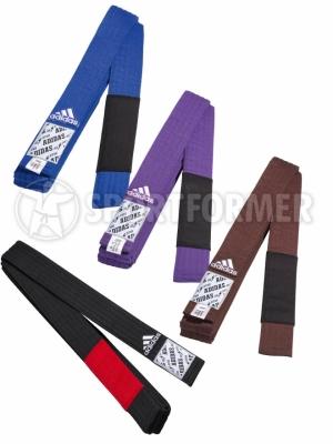 пояс синий коричневый пурпурный черный бжж bjj