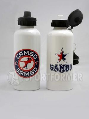 Бутылка питьевая Самбо