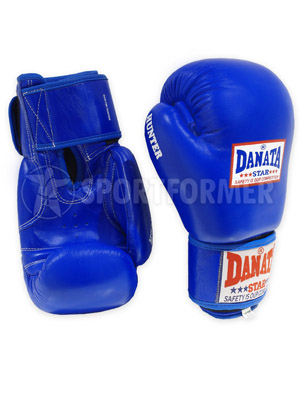 Перчатки боксерские Danata кожа