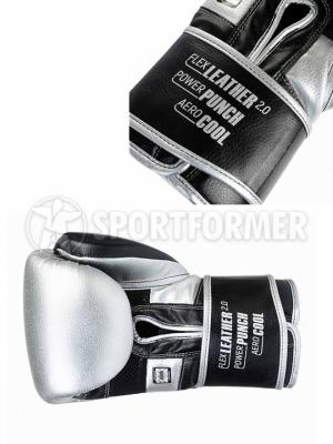 Боксерские перчатки Clinch Punch 2.0