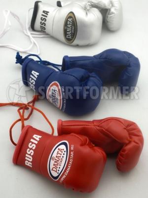 Сувенирные боксерские перчатки