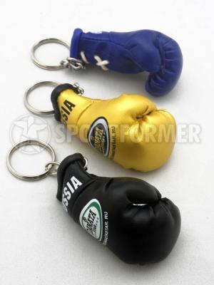Сувенирный брелок боксерские перчатки