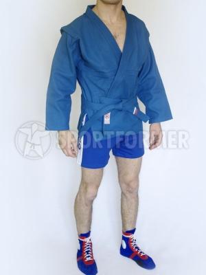 Комплект Стандарт (самбовка, шорты, борцовки)