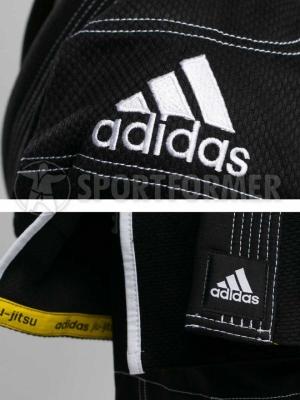 Кимоно для BJJ Adidas CHALLENGE 2.0 black