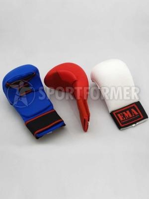 перчатки каратэ wkf вкф