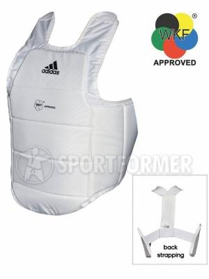 жилет каратэ WKF Adidas