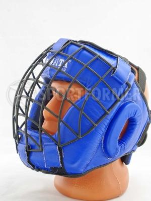 Шлем для АРБ с железной маской
