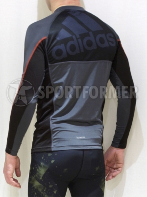 Рашгард Adidas Grappling Long Sleeve