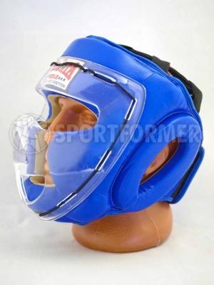 Шлем для РБ с пластиковой маской
