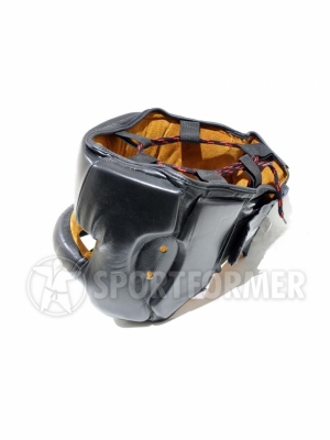 шлем с защитой носа green hill professional