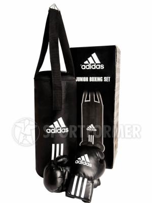 Боксерская груша junior boxing set adidas