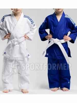 кимоно дзюдо adidas evolution детское