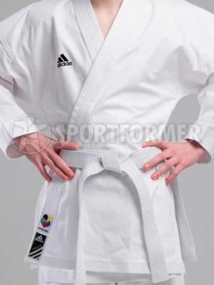 Кимоно для Каратэ Adidas Elite European Cut K380E