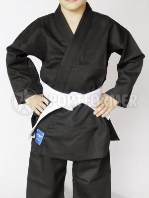Кимоно для Каратэ черное