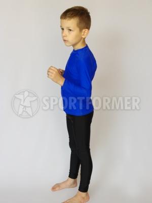 Компрессионные штаны Molot Kids