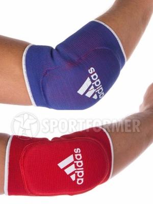 Налокотники Adidas сине-красные