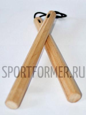 Нунчаки деревянные