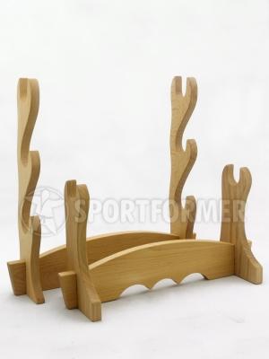 Подставка под деревянное оружие