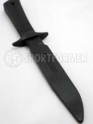 резиновый макет ножа