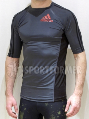Рашгард Adidas Grappling Short Sleeve