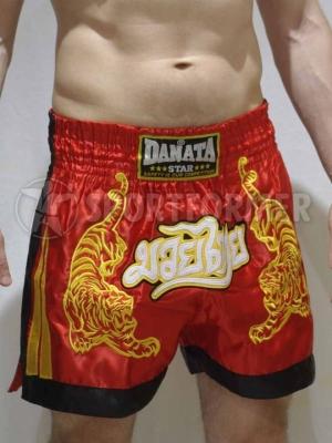 Шорты для тайского бокса Danata Tiger