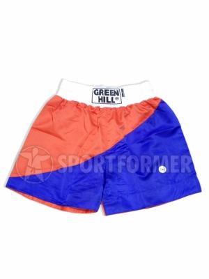 Шорты для тайского бокса Green Hill Rus