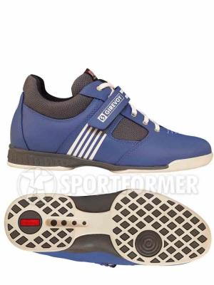 штангетки для гиревого спорта girevoy sabo и для пауэрлифтинга вид сбоку и сверху