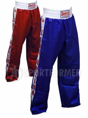 штаны для кикбоксинга