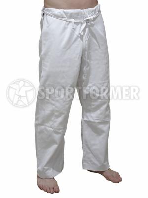 штаны дзюдо айкидо белые