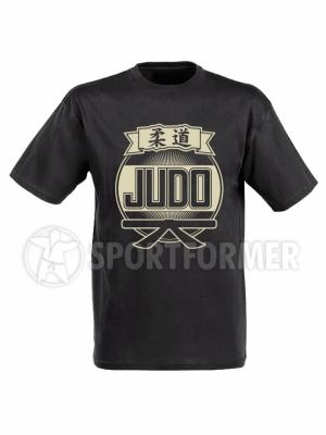Футболка Дзюдо J4