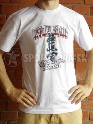 футболка киокушинкай