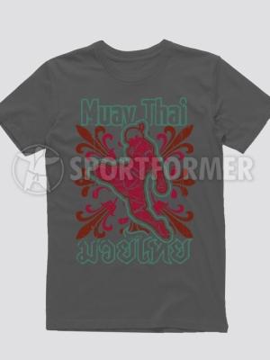 Футболка Муай Тай М1