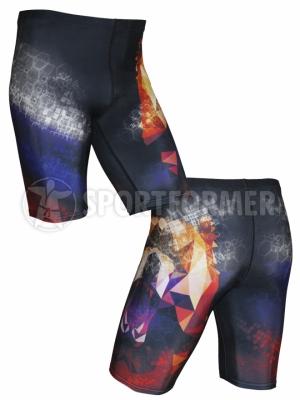 Компрессионные шорты Aurora