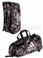 Сумка-рюкзак Adidas TRAINING 2 IN 1 Combat Camo L