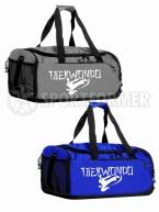 сумка тхэквондо синяя серая taekwondo bag
