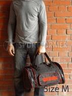 сумка тхэквондо с вышивкой