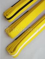 Пояс желтый BJJ EMA