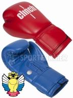 Боксерские перчатки Clinch Olimp