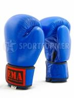 Перчатки боксерские EMA Leather