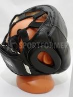 Шлем тренировочный Master черный