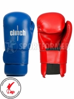 Перчатки для тхэквондо и кикбоксинга Clinch