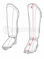 Щитки голень-стопа Clinch Guard M1