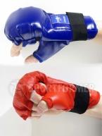 накладки перчатки кобра с открытыми пальцами и защита большого пальца