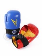 Перчатки для Tхэквондо ITF Amigo кожаные