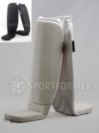 Защита голени и стопы трехсекционная