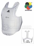 Жилет для каратэ WKF Adidas